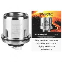 SMOK COILS - V8 X-BABY Q2 Coil