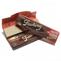 SMOKING - KINGSIZE SLIM BROWN CONNOISSEUR