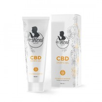 DR KENT - CBD SPORTS GEL (ORANGE)