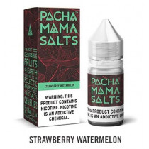 PACHA MAMA - SALT NIC - STRAWBERRY WATERMELON