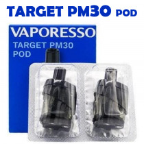 VAPORESSO - TARGET PM30 REPLACEMENT PODS