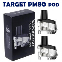 VAPORESSO - TARGET PM80 REPLACEMENT PODS