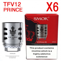 SMOK COILS - TFV12 PRINCE X6 Coil