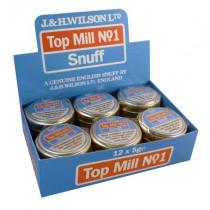 J&H Wilson Top Mill No.1 Snuff 5g