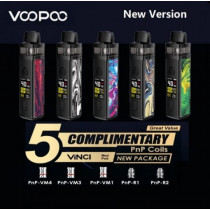 VOOPOO - VINCI KIT (INC 5 COILS)