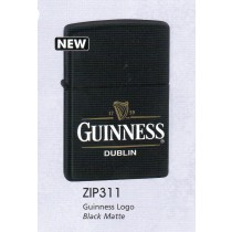 ZIPPO - GUINESS HARP (218)